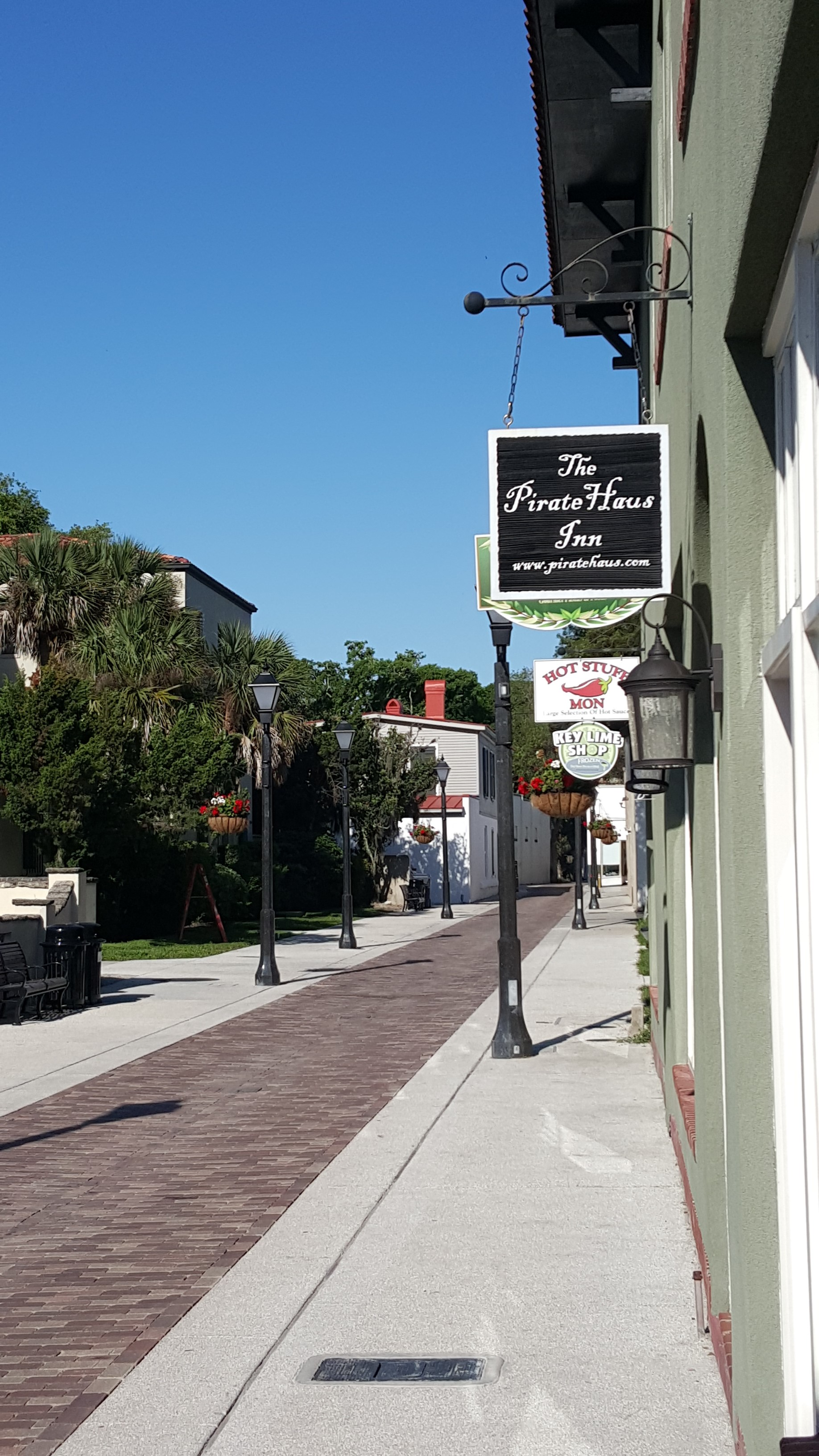 budget accommodation in st augustine